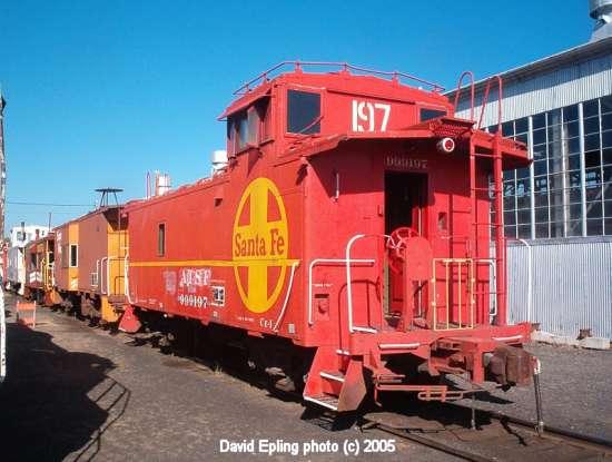 Western Pacific Railroad Museum - atsf999197