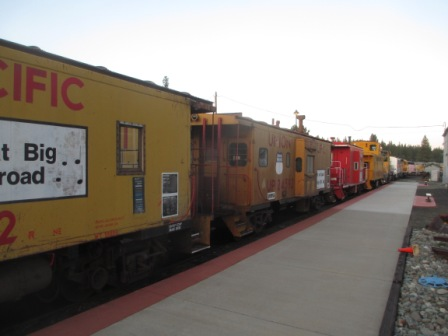 Caboose Train Picture