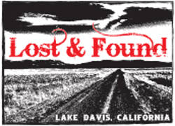 Lost and Found Bike Event