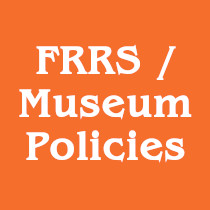 FRRS/Museum Policies