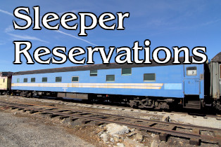 Sleeper Reservations