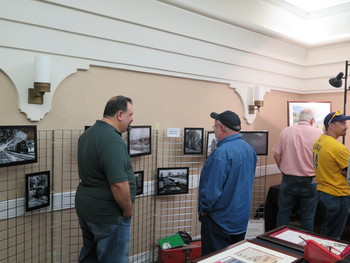 2018_convention_180420_kcochran_IMG_3394_Eugene_Vick_Nair_and_Ernie_Von_ibsch_discussing_Archive_photos_350x263.jpg